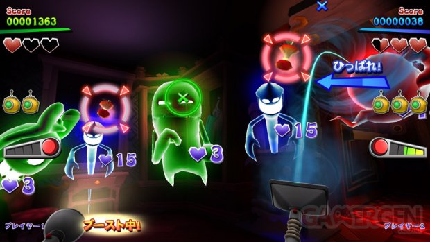 Luigi s Mansion Arcade images screenshots 4