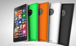 Lumia 830 pub