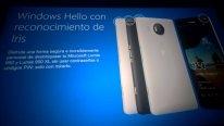 Lumia 950 950Xl Fuite Caractéristiques Windows Iris