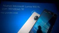 Lumia 950Xl Fuite Caractéristiques