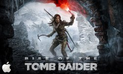 Mac Rise of the Tomb Raider écran veille 01