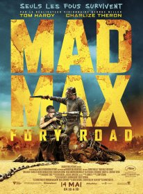 Mad Max Fury Road affiche 1