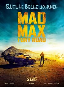 Mad Max Fury Road affiche 2