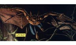 Man Bat Fly
