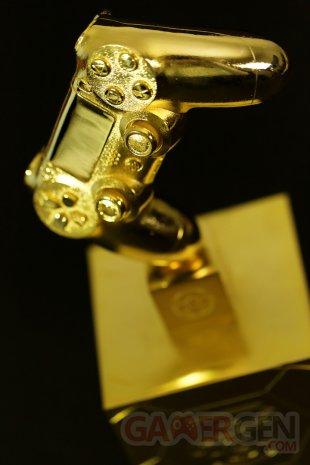 Manette d'Or PlayStation 1