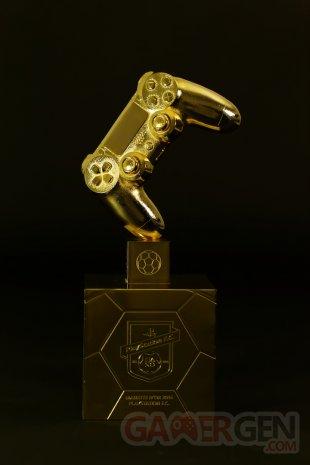 Manette d'Or PlayStation 2