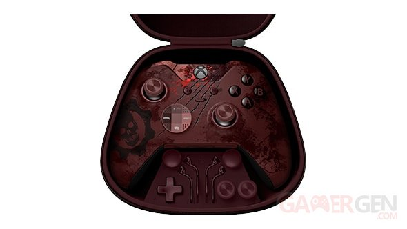 Manette Gears of War 4 Elite image 4