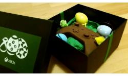 manette xbox one chocolat
