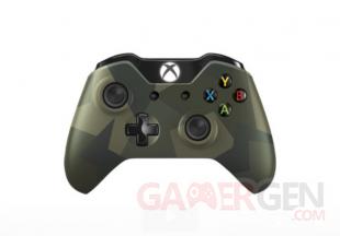 Manette Xbox One edition limitée militaire