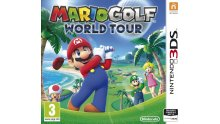 Mario Golf World Tour jaquette 25.04.2014