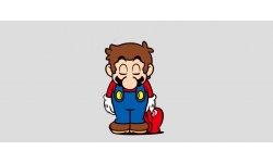 Mario hommage nintendo