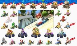 Mario Kart 8 05.05.2014