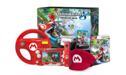 Mario Kart 8 bundle Wii U UK Mario