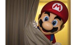 Mario Nintendo NX mascotte ban logo image