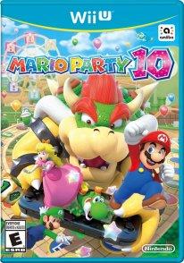 Mario Party 10 jaquette