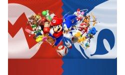 Mario Sonic Jeux Olympiques Rio 2016 artwork