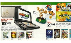 Mario Special Edition 3DS XL