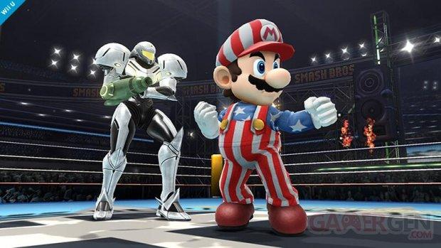 Mario Super Smash Bros