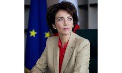 Marisol Touraine Ministre.