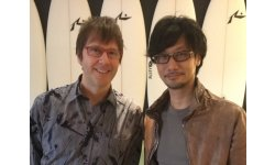 Mark Cerny et Hideo Kojima