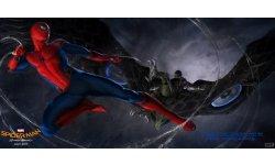 Marvel 24 07 2016 Spider Man Homecoming art