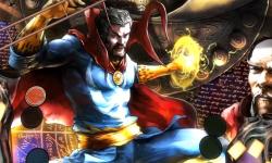 Marvel Pinball Doctor Strange head