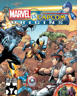 Marvel vs. Capcom Origins 19.12.2014