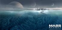 Mass Effect Andromède artwork