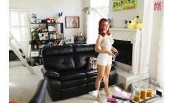 Meg Turney  Me in My Place Photoshoot  13