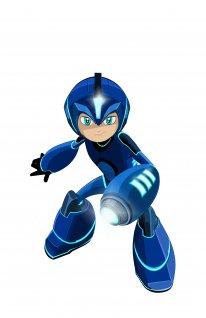 Mega Man 27 05 2016 série animée character
