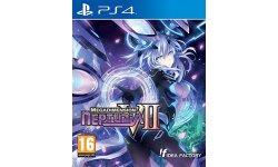 Megadimension Neptunia VII jaquette