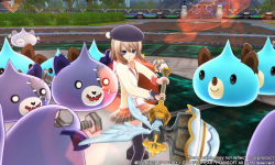 MegaTagmension Blanc Neptune VS Zombies screenshot