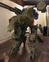 Metal Gear REX cosplay 5