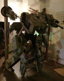 Metal Gear REX cosplay 8