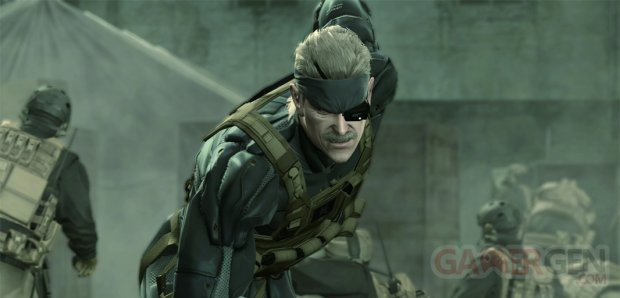 Metal Gear Solid 4 Guns of the patriots (2)