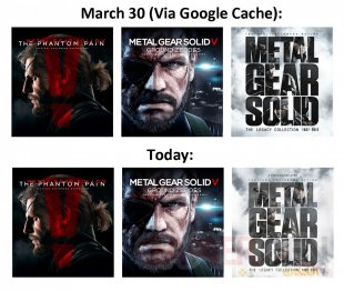 Metal Gear Solid Kojima