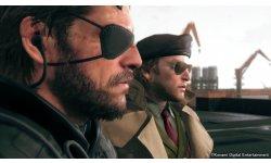 Metal Gear Solid V: The Phantom Pain pour 2015, un
