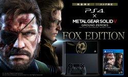 Metal Gear Solid V Ground Zeroes   Première édition limitée PlayStation 4 17.02.2014