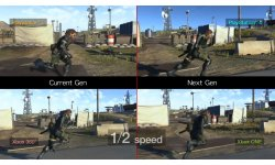 Metal Gear Solid V grounds Zeroes comparaison 24.03.2014