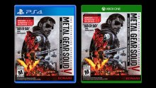 Metal Gear Solid V The Definitive Experience jaquettes  (1)
