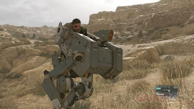Metal Gear Solid V The Phantom image screenshot