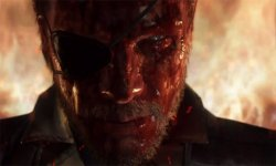 Metal Gear Solid V The Phantom Pain 09 06 2014 head