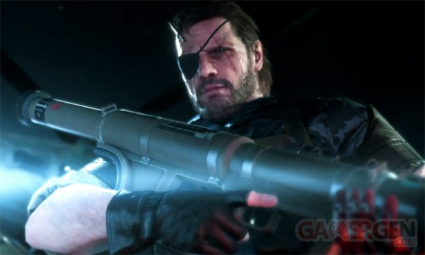 Metal Gear Solid V The Phantom Pain 21 08 2014 head