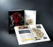 Metal Gear Solid V The Phantom Pain Guide stratégique Amazon 02