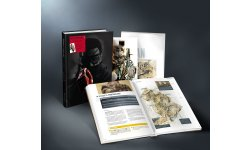 Metal Gear Solid V The Phantom Pain Guide stratégique Amazon 01