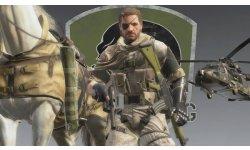 Metal Gear Solid V The Phantom Pain head
