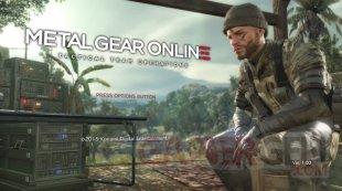 Metal Gear Solid V The Phantom Pain Metal Gear Online 17 09 2015 head