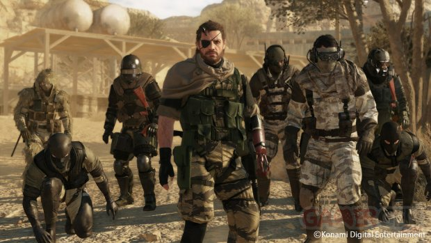Metal Gear Solid V The Phantom Pain Metal Gear Online 17 09 2015 screenshot 9
