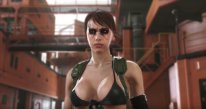 Metal Gear Solid V The Phantom Pain Quiet 4K 60 fps
