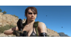 metal gear solid v the phantom pain quiet